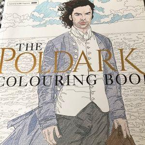 Poldark Adult Coloring Book